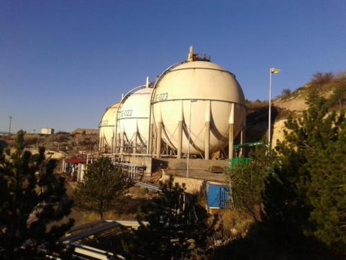 Spherical tank Rijeka (en)